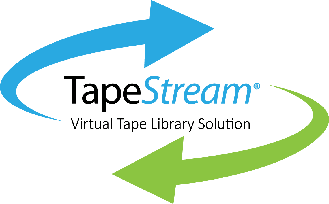 TapeStream� Virtual Tape Library Solution